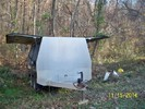 2002 Purdy  Horse Shoeing Trailer